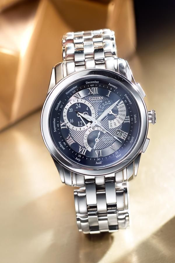 Limited Edition Citizen Eco Drive Watch Created For Macy S Old World Inspiration Meets New World Innovation In This S Sleek Watch Eco Drive Watches Man Shop