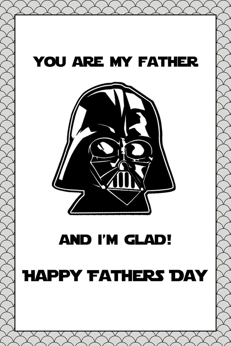Free fathers day printables
