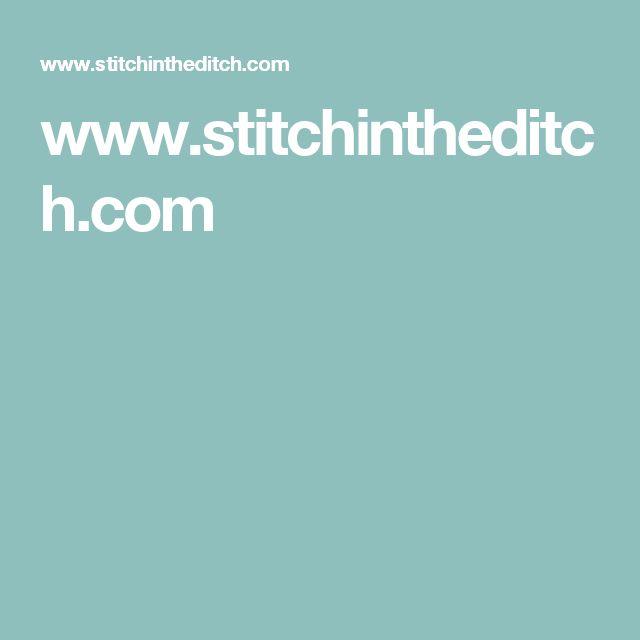 www.stitchintheditch.com