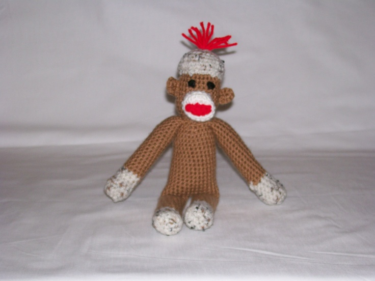 17 Best images about Crazy for Sock Monkeys on Pinterest ...