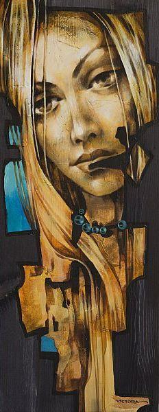 Pintura de Victoria Stoyanova