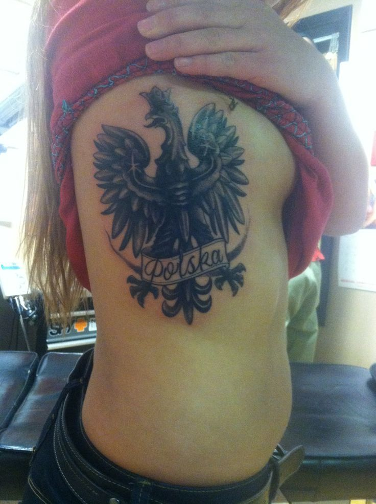 Pin Polish Eagle Tattoos Pictures on Pinterest
