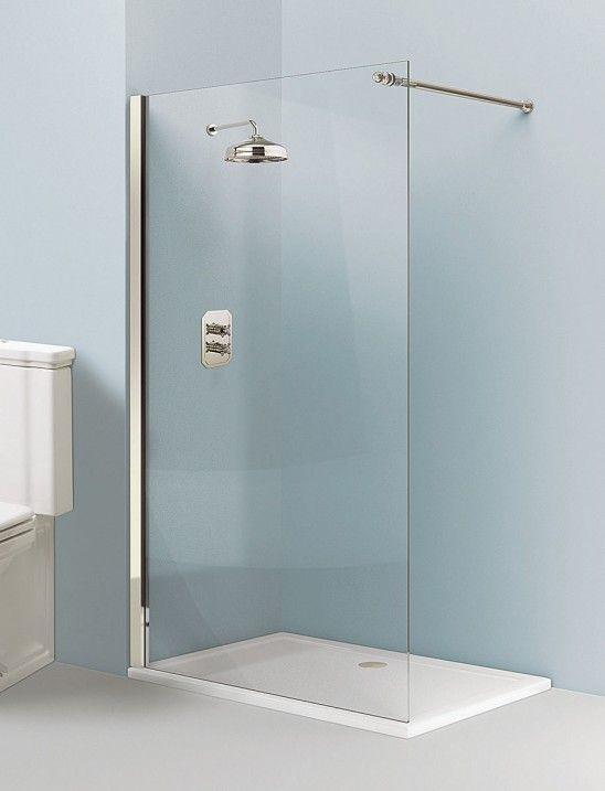 Arcade Walk In Easy Access Shower Enclosure In Frameless | Luxury Bathrooms  UKu2026