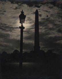 Albert Monier, Obelisque, Place de la Concorde, Paris
