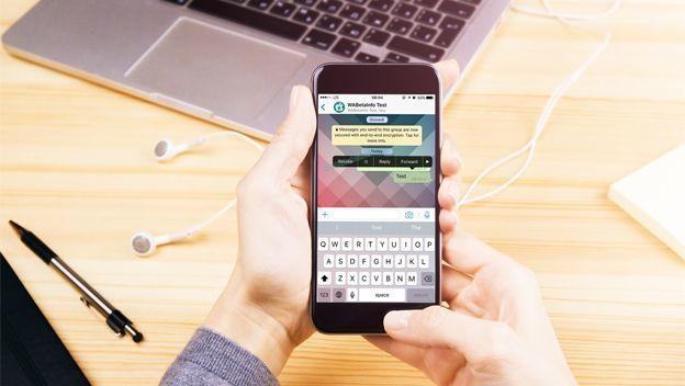 Nova versão do Whatsapp permite apagar mensagens enviadas