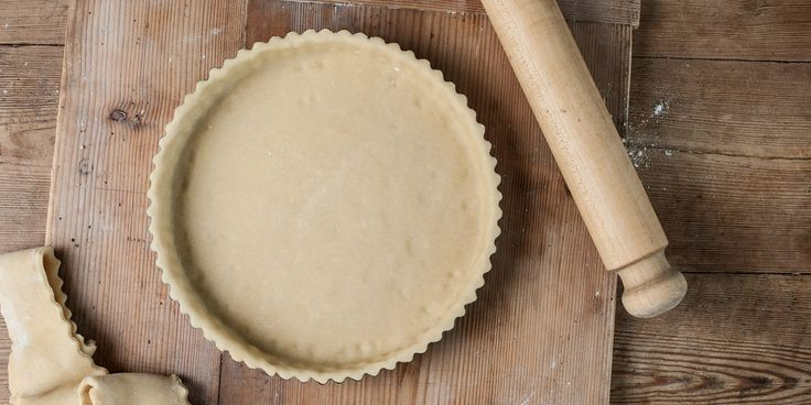 Learn how to make beautifully crumbly shortcrust pastry with this handy step-by-step photo guide