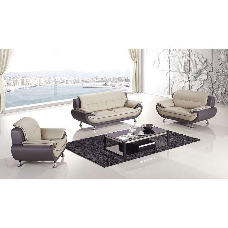 American Eagle Light Grey U0026 Dark Grey Sofa Set
