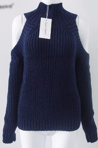 Material Composition: Acrylic Sleeve Style: Regular Pattern Type: Solid Sleeve Length: Full Clothing Length: Regular Collar: Turtleneck Material: Cotton Material: Wool Material: Acrylic Style: Fashion