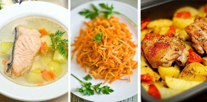 диета №5 меню на каждый день