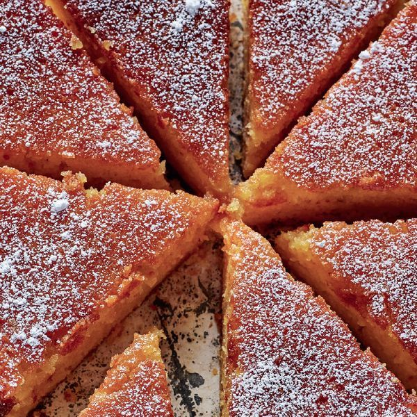 Rick Stein's Clementine, Almond and Olive Oil Cake, as seen on his BBC series, The Road to Mexico, is a perfectly moist cake and an ode to Californian citrus fruit.