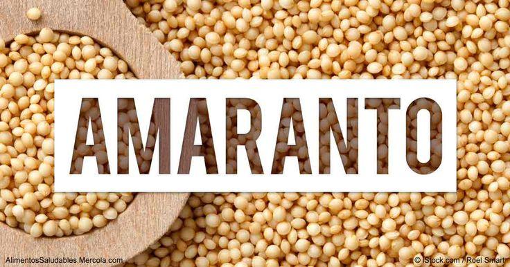 Descubra más sobre los beneficios de la amaranto, propiedades de la amaranto, recetas saludables y más con el fin de enriquecer su alimentación.