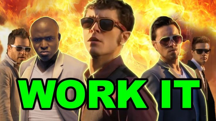 WHISTLE WHILE I WORK IT (Chester See feat. Toby Turner with Wayne Brady) ((LOL YES))