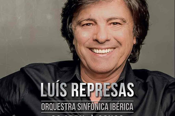 Luís Represas - Concerto dos 40 anos de carreira | Portal Elvasnews