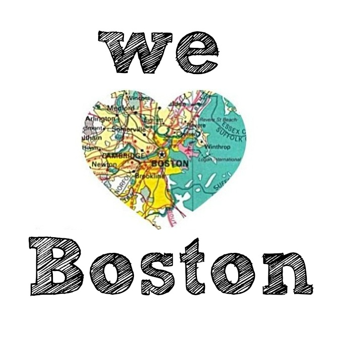 Keeping you in our hearts, Boston.