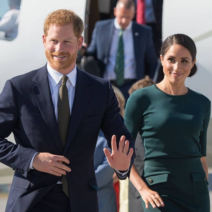 The Duke And Duchess Of Sussex Have This Week Visited