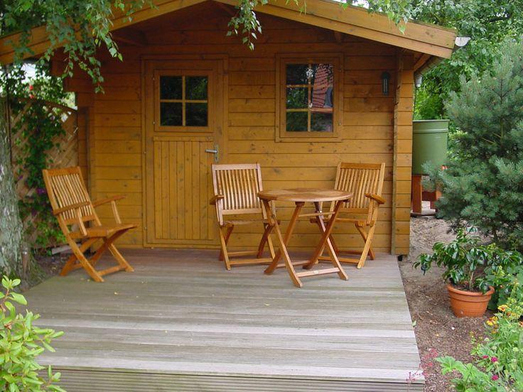 17 besten Holz im Garten Bilder auf Pinterest Holz im garten - trennwand garten holz