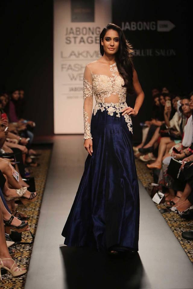 Ridhi Mehra 6 Lakmé Fashion Week Winter 2014.