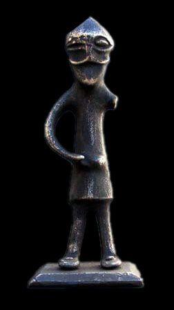 Norse Gods - Bronze statues of the Viking gods - Odin