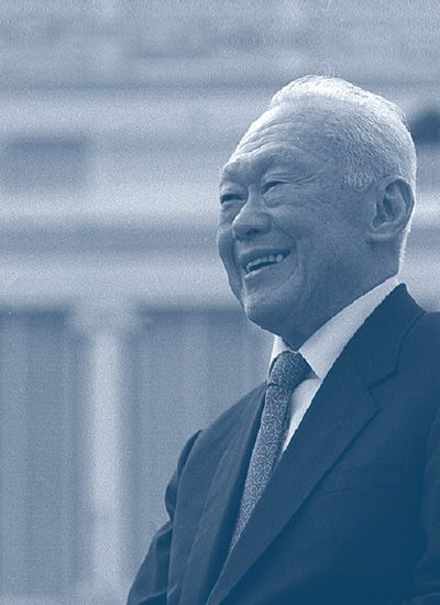 Remembering Lee Kuan Yew | A Straits Times special