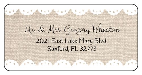 42 best Address Labels images on Pinterest Address labels Mailing