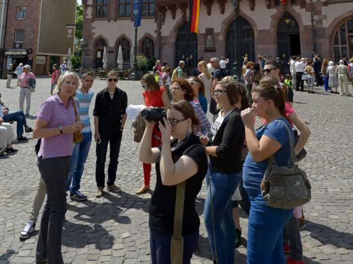 Daily Guided Walking city tour of frankfurt 2:30