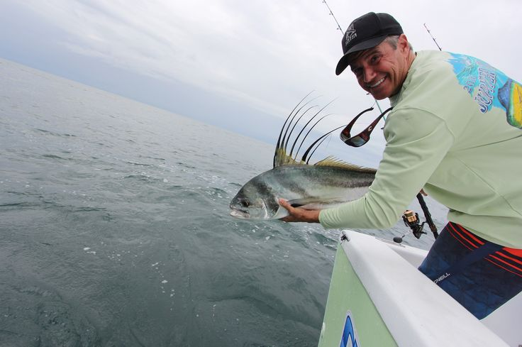 Catch and release aboard GOOD DAY out of Quepos Costa Rica
