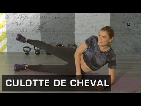 Fitness Master Class - Retrouver un ventre plat après la grossesse - Lucile Woodward - YouTube