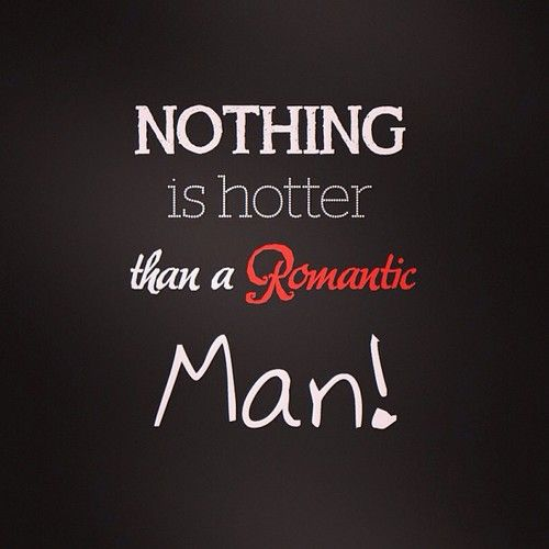 hopeless romantic men