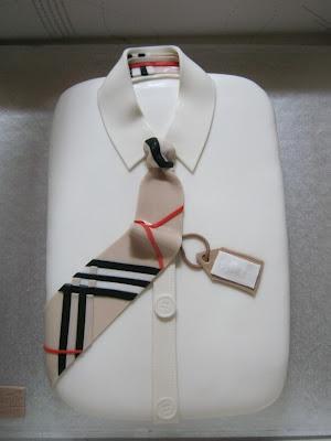 Cake Design Shirts : Burberry shirt cake Cake design Pinterest Shirt cake ...