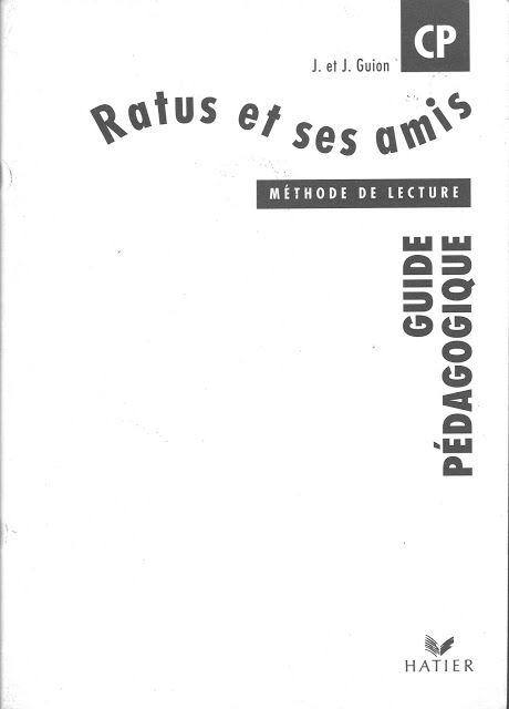 Guion, Ratus et ses amis CP, guide pédagogique (1994)