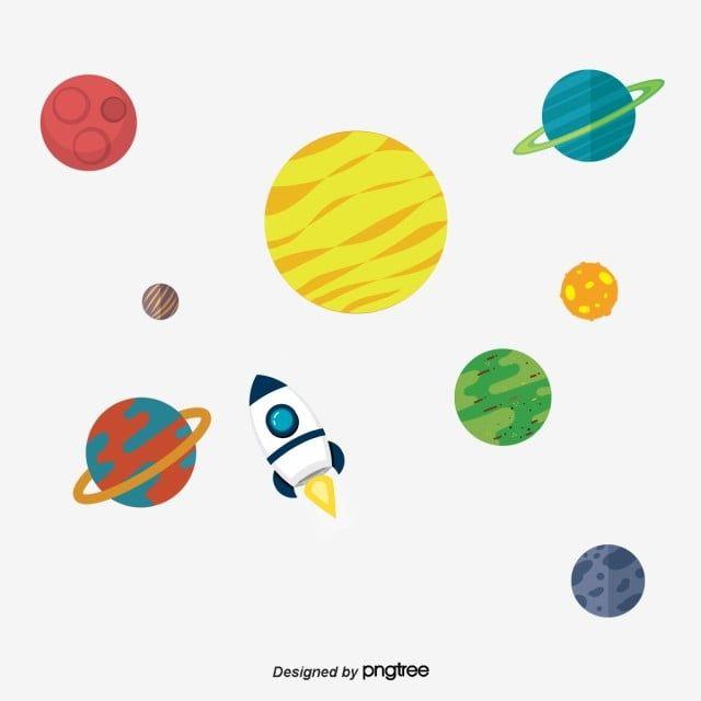 ناقلات المواد النظام الشمسي الكويكب جالكسي الفضاء ناقلات الطاقة الشمسية ناقل النظام كوكب متجه الكون Solar System Planets Planet Vector Solar System
