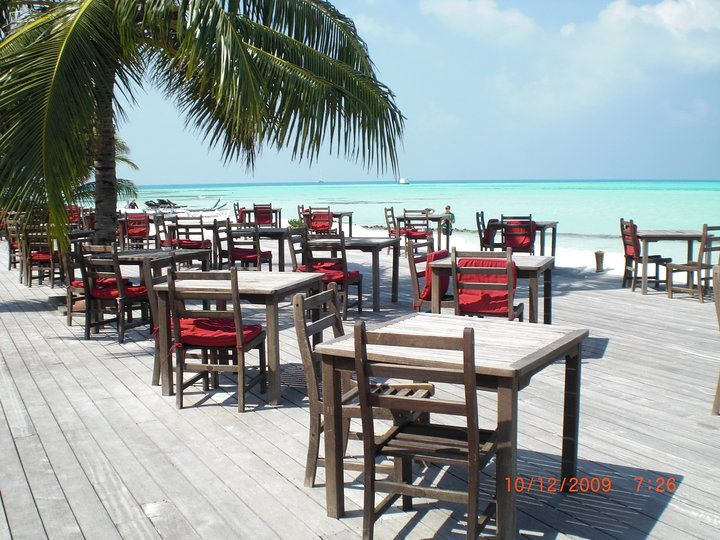 Restaurant Meeru Island Resort