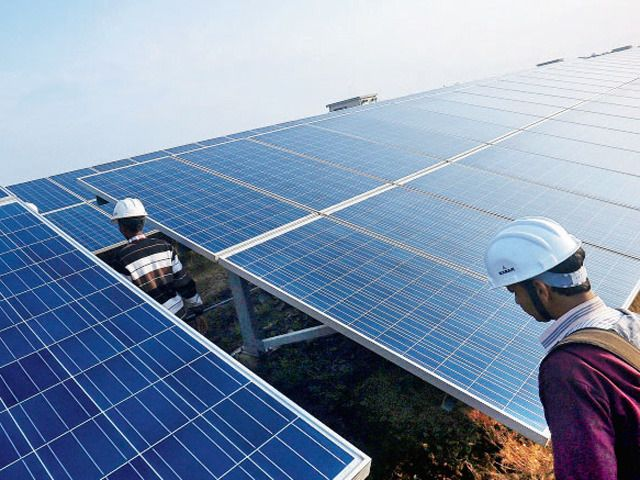 Government plans strict quality norms for solar equipment; move may hit Chinese imports The new norms provide for destruction of equipment that does not have the Standard Mark of BIS according to a renewable energy ministrys order. http://ift.tt/2wMD1Ro