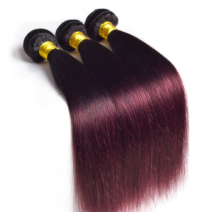 Straight Non-Remy Brazilian Human Hair Extension