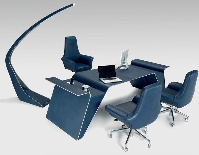Formitalia Aston Martin Office Decor Dining Chair