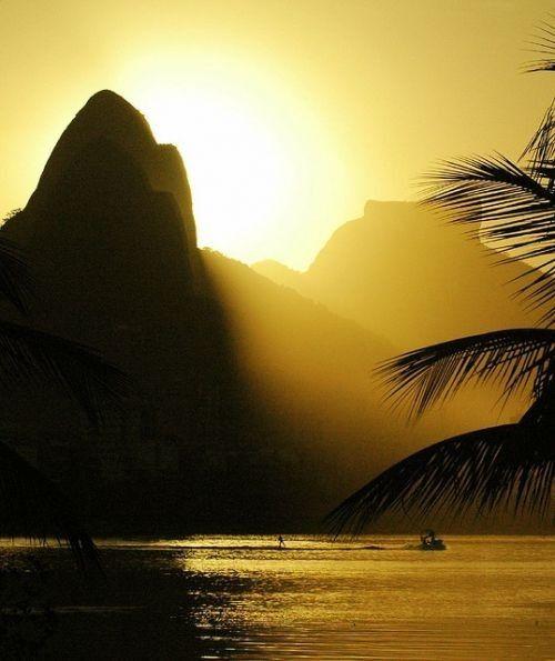 Coisas de Terê - Rio de Janeiro - Lagoa Rodrigo de Freitas - Brasil.