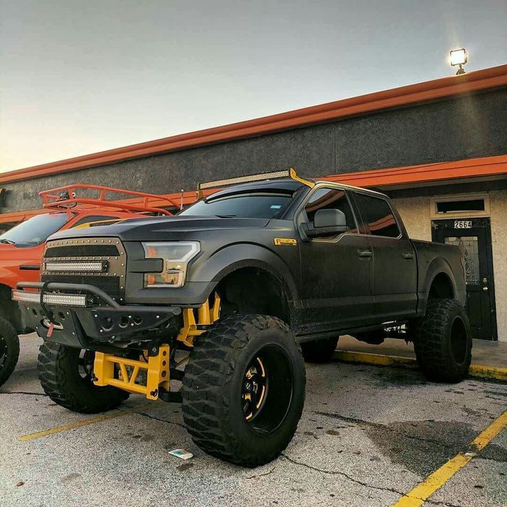 25 best ideas about f150 lifted on pinterest ford