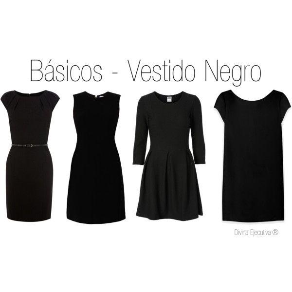 Básicos del Armario - Vestido Negro