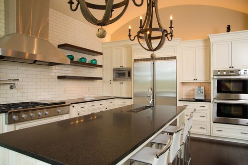 Lake Oswego Riverview Home Traditional Kitchen Portland