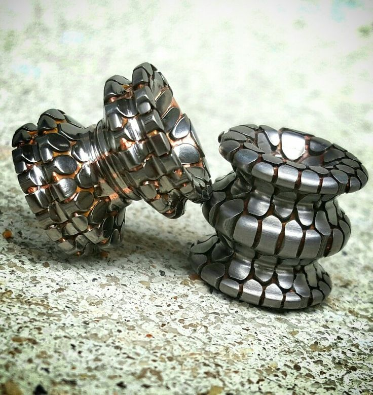 jasonshoobridge right copper scale pinterest high left damascus best images brass pair of was has and my on paracord polished superconductor beads dragon polish with custom
