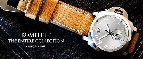 Check Out the KOMPLETT Watches Collection on Flipkart