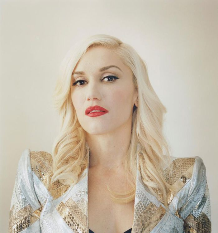 stella interview gwen stefani wants sleep and pizza no doubt pinterest belles femmes. Black Bedroom Furniture Sets. Home Design Ideas