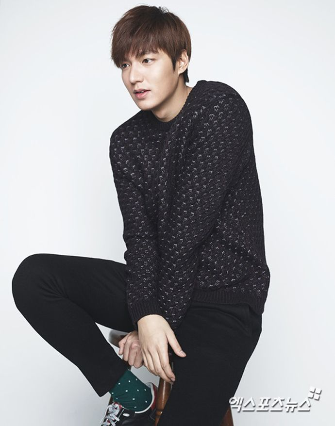 Get Lost In These: A Barrage Of Lee Min Ho's Interview Photos | Couch Kimchi