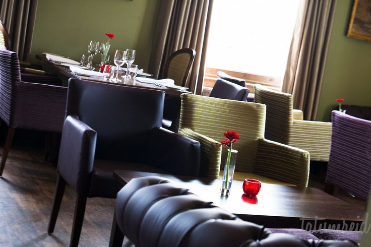 Graze Restaurant, Norwich by www.saltinteriors.co.uk