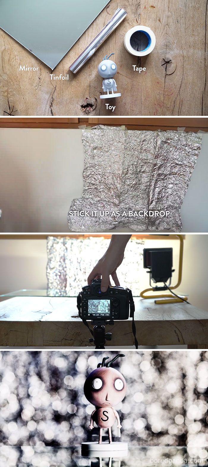 Estes truques vão dar a você a possibilidade de tirar fotografias maravilhosas mesmo com um equipamento amador.