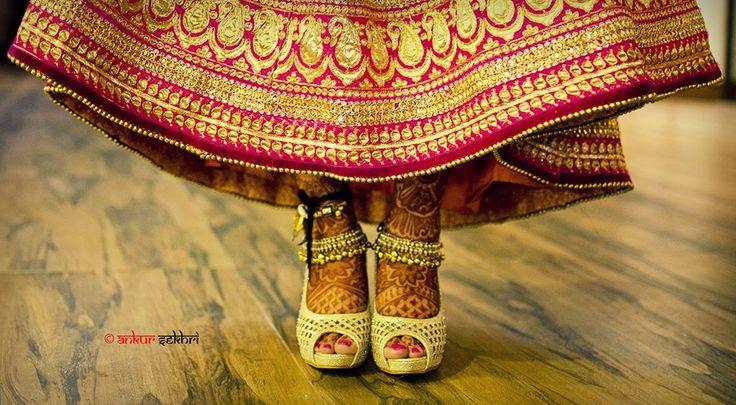 Footwear Bridal !#Footwears #Weddingplz #Wedding #Bride #Groom #love #Fashion #IndianWedding  #Beautiful #Style