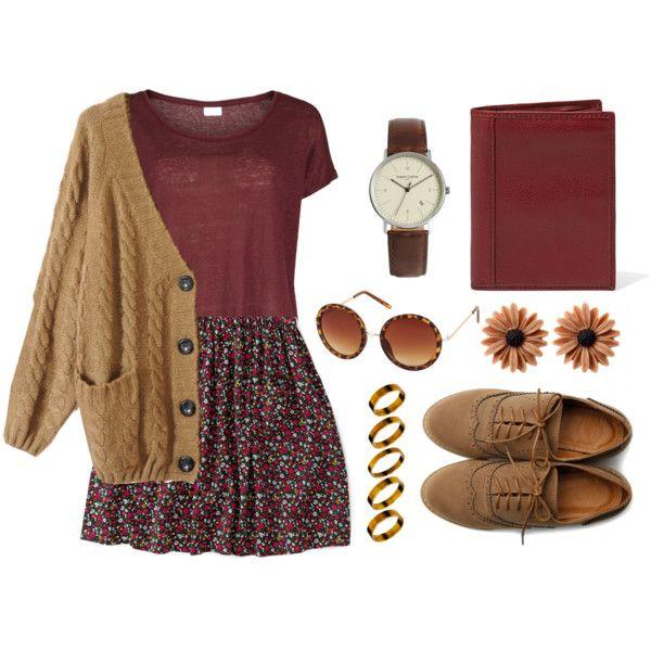 J'adore toute la tenue c carrément mon style.