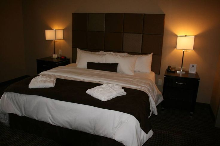 Our Business and Executive Suite's - King Bed in the Separate Room