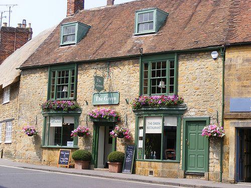 The Green Restaurant Sherborne Dorset