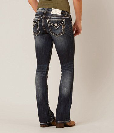 Miss Me Signature Boot Stretch Jean - Women's Jeans | Buckle